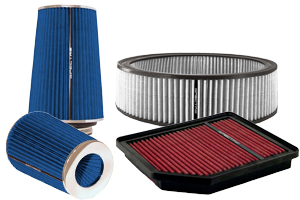 Spectre Air Filters by Vehicle Manufacturer