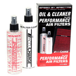 Spectre Accucharge Precision Air Filter Cleaning and Oiling System