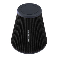 The HPR air filter used in the 2005-2011 Toyota Tacoma 4.0L V6 Spectre air intake system