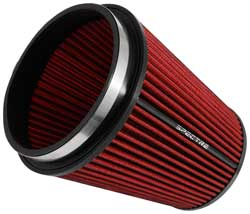 The spectre HPR9891 air filter offer superior airflow due to its non-woven synthetic media.