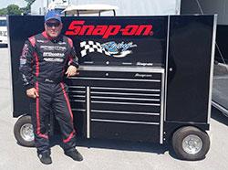 Brian Finch Spectre Performance sponsored racer