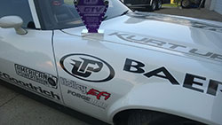 Brian Finch wins GTV Class at Optima's Search for the Ultimate Street Car Bowling Green Race
