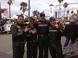 Brian Finch preps to go for his third Baja 1000 win for team BFGoodrich this November