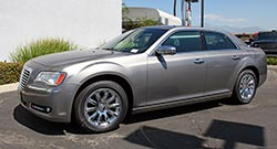 Chrysler 300C with Spectre Air Intake