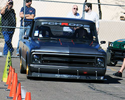 The Goodguys Nationals presented by Brown's Classic Autos in Scottsdale was Brandy's first time competing in a Goodguys Autocross event