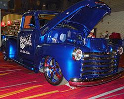 1951 Chevy 3100 pickup truck