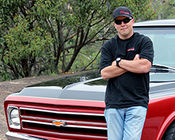 Following the popular Overhaulin' television series, Rob Phillips started building cars on his own gaining notoriety when his 1969 Chevy C10 was shown at the 2007 and 2008 SEMA show