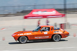 Greg Thurmond maintains a podium finish at Goodguys Autocross, NMCA West Autoctross