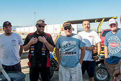 final five contenders for the Hotchkis Cup at NMCA West Hothckis Autocross