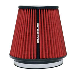 HPR air filter used in the 2010-2012 Chevy Camaro 6.2L Spectre air intake