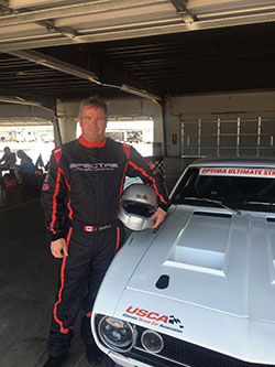 Spectre Performance Race Team Driver James Shipka takes Second Place in the GTV Class Overall at Optima Search for the Ultimate Street Car at Pike's Peak International Raceway.