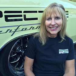 Lynda Jacobs joins the Spectre Performance Team