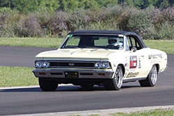"""1966 Chevelle known as """"Whimpy"""""""