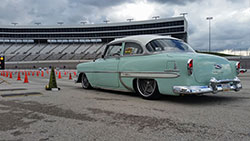 454 supercharged 1954 Bel Air