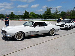 The Spectre sponsored Camaro had a busy month in May, attending the Goodguys Nashville Autocross as well as the NSRA Autocross in Springfield, Missouri.