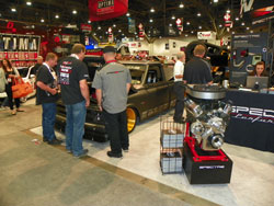 PCH Rods C-10R had a lot of positive feedback at the SEMA show