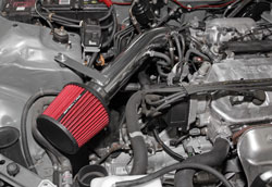 Spectre Performance short ram intake part number 10146 installed into 1992-2000 Honda Civic