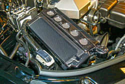 Chevy Camaro fuse box cover