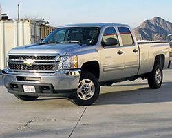 2011, 2012, and 2013 Chevrolet Silverado and GMC Sierra 2500 / 3500 HD 6.0L owners can boost power with a Spectre intake