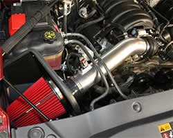 2014 Chevy Silverado 1500 or GMC Sierra 1500 4.3L V6 engine with Spectre intake