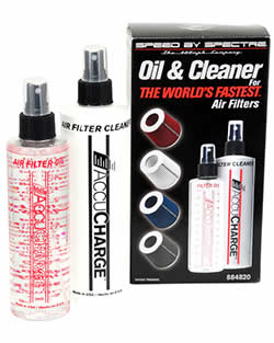 Spectre Air Filter Accucharge Cleaning Kit
