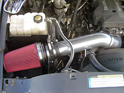 Spectre Performance intakes, like 9900, are designed to add horsepower, torque, and a custom look to 1999-2007 Chevy Silverado, GMC Sierra, and Full-Size GM SUV's