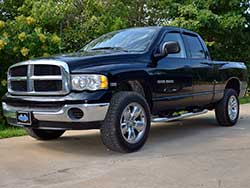 2002-2008 Dodge Ram 1500 or Dodge Ram 2500 pickup trucks with a 4.7L or 5.7L V8 engine, can enhance horsepower and torque for work, towing, or every day driving with Spectre Performance intakes