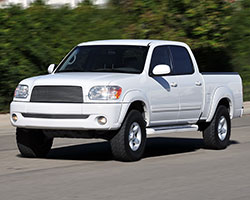Toyota updated the Tundra and Sequoia's 4.7-liter V8 with VVT-i variable valve timing technology