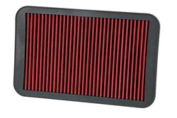 Spectre Air Filter for select 1992 through 2002 Toyota Corolla, Mazda Millenia and Chevrolet Prizm models.