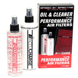 Spectre Accucharge Air Filter Service Kit