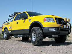 Owners of multiple Ford trucks can improve performance with a Spectre Performance Air Filter