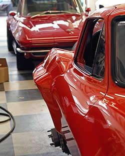 Greg Thurmond and GTS Customs custom quarter panel and fender kits