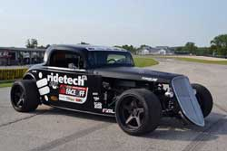 Although Ridetech is noted for producing high-performance suspension systems,   the Ridetech 1933 Ford is a great example of the crew's ability to build a hot rod from stem to stern
