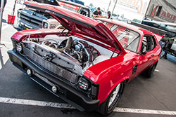 1970 Chevy Nova at Auto Enthusiast Day
