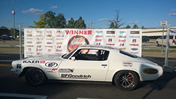 Spectre sponsored driver Brian Finch will be representing Spectre Performance at the Goodguys Sponsor Shootout in Columbus, Ohio.