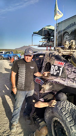 After Goodguys PPG Nationals, Brian Finch will start prepping for the Baja 1000 with team BFGoodrich.