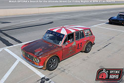 Bob Boileau's 1967 Datsun 411