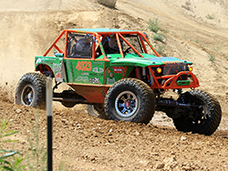 The ULTRA4 Racing Series challenges drivers to compete in a wide variety of terrain from endurance desert racing to competition-style rock crawls