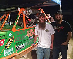 2015 King of the Hammers was Wickham Racing's first stab at the KOH race