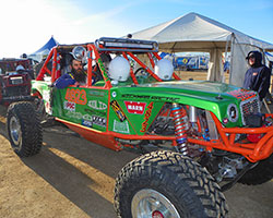 King of the Hammers SmittyBilt Every Man Challenge began with racers from four classes