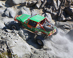 King of the Hammers is a race of attrition with mechanical failure being the number one cause of a DNF