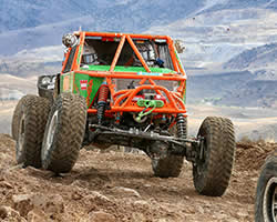 Wickham Brothers in the 2015 Nitto National Championship Ultra4 race in Reno, Nevada