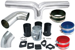 Spectre air intake components such as tubes, couplers, brakets and MAF adapters