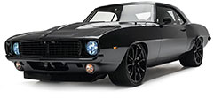 While Dave Cavanah's 1969 Camaro looks subtle, its performance is anything but.