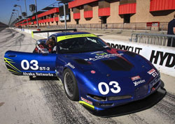 2014 started well for Jim Tway, with two wins, a pole and class lap record in the SCCA Major Conference opener at Auto Club Speedway.