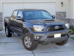 Toyota Tacoma with Spectre Air Intake