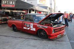 PCHRods C10R on Optima Alley