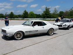 The '68 Camaro of Spectre Driver, Rodney Prouty & the '71 Camaro of Spectre Driver Brian