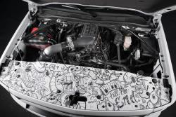 supercharged 5.3L Ecotec motor in 2015 Chevy Silverado