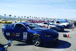 Passenger side photo of Code_blu staged for OPTIMA'S AutoX